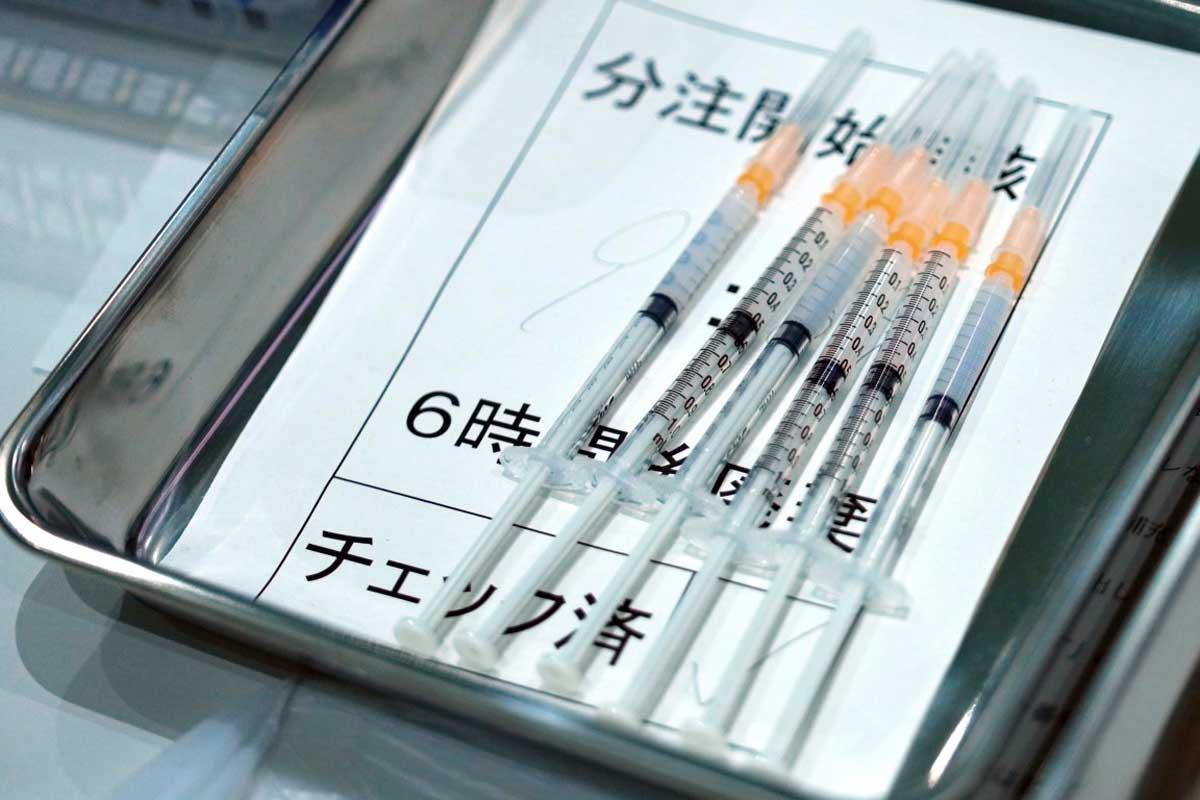 Los datos israelíes de Pfizer contribuyeron a la decisión sobre las vacunas de refuerzo en EE.UU.