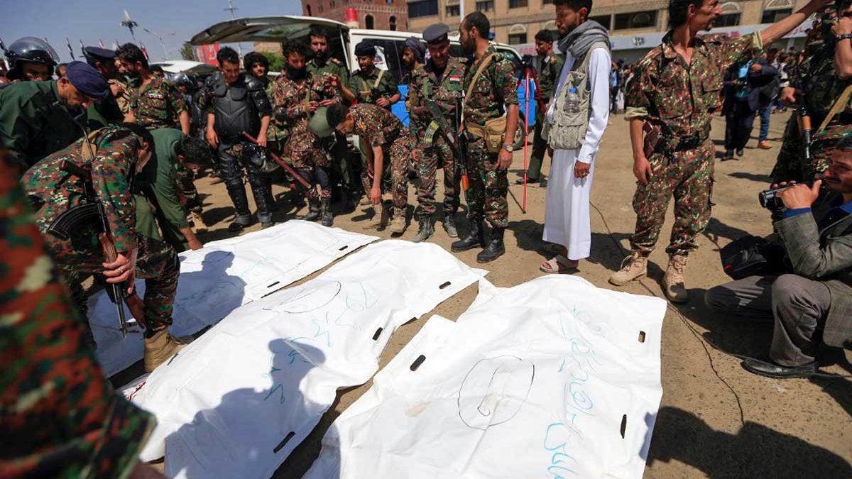 La ONU, EE.UU. y Reino Unido condenan a los hutíes por las ejecuciones públicas