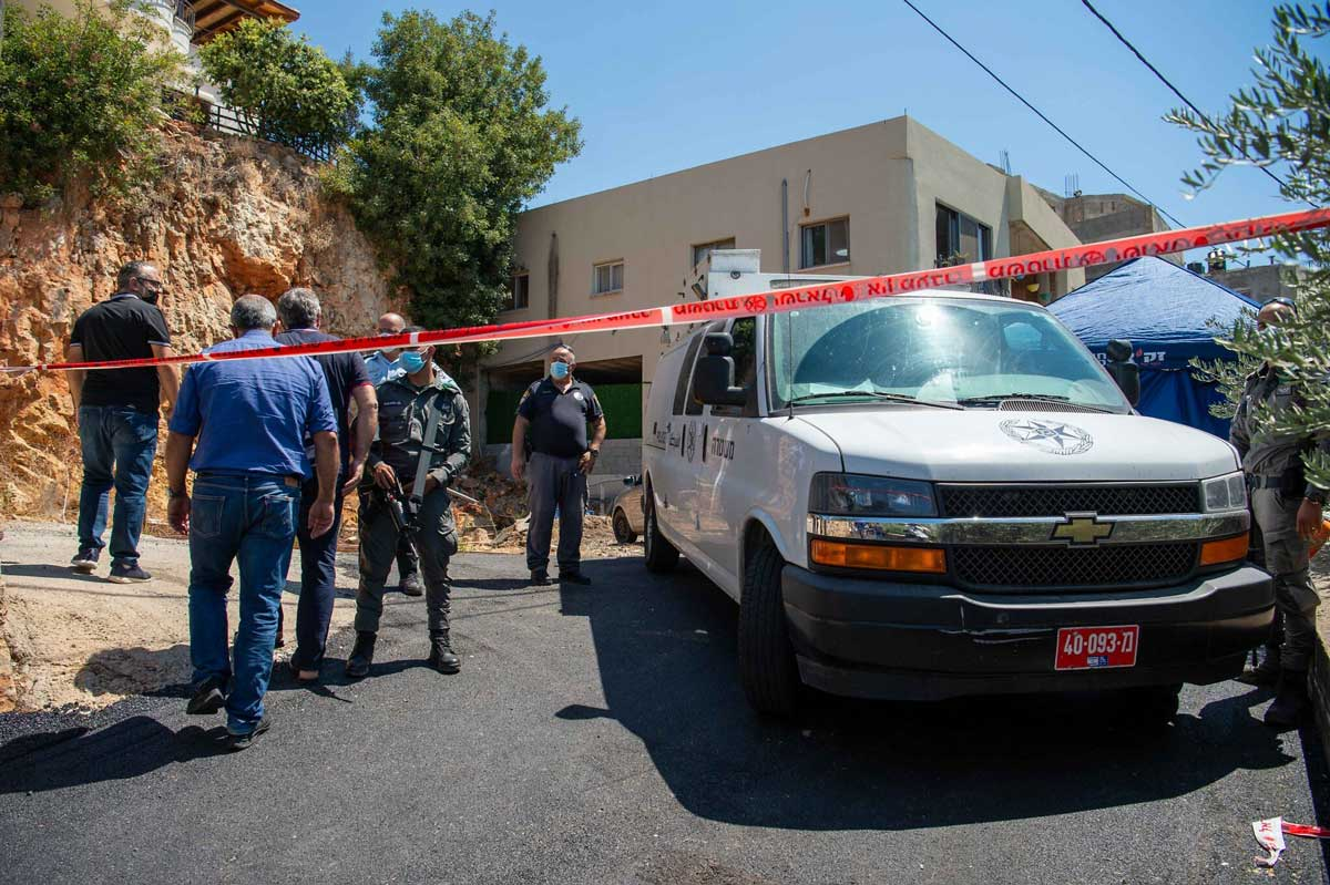 Árabe israelí muerto a tiros en un presunto asesinato por venganza