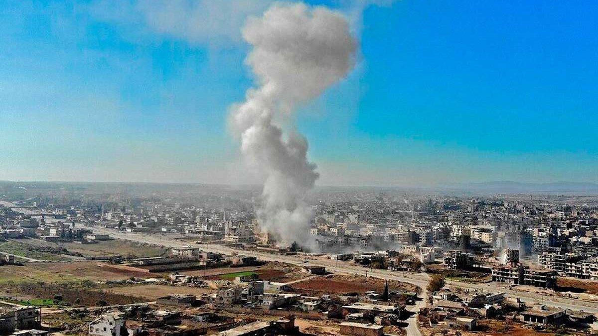 EE.UU. elimina a alto líder de Al Qaeda en el noreste de Siria