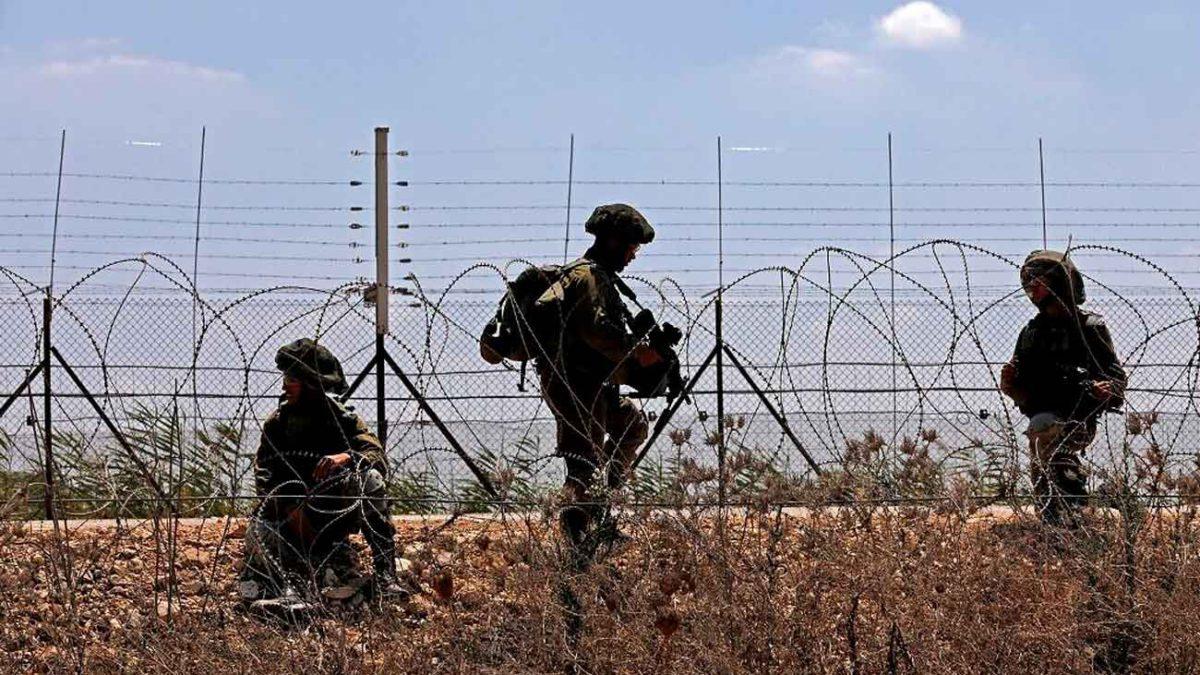 Islamistas de Gaza intentan infiltrarse en Israel con granadas de mano