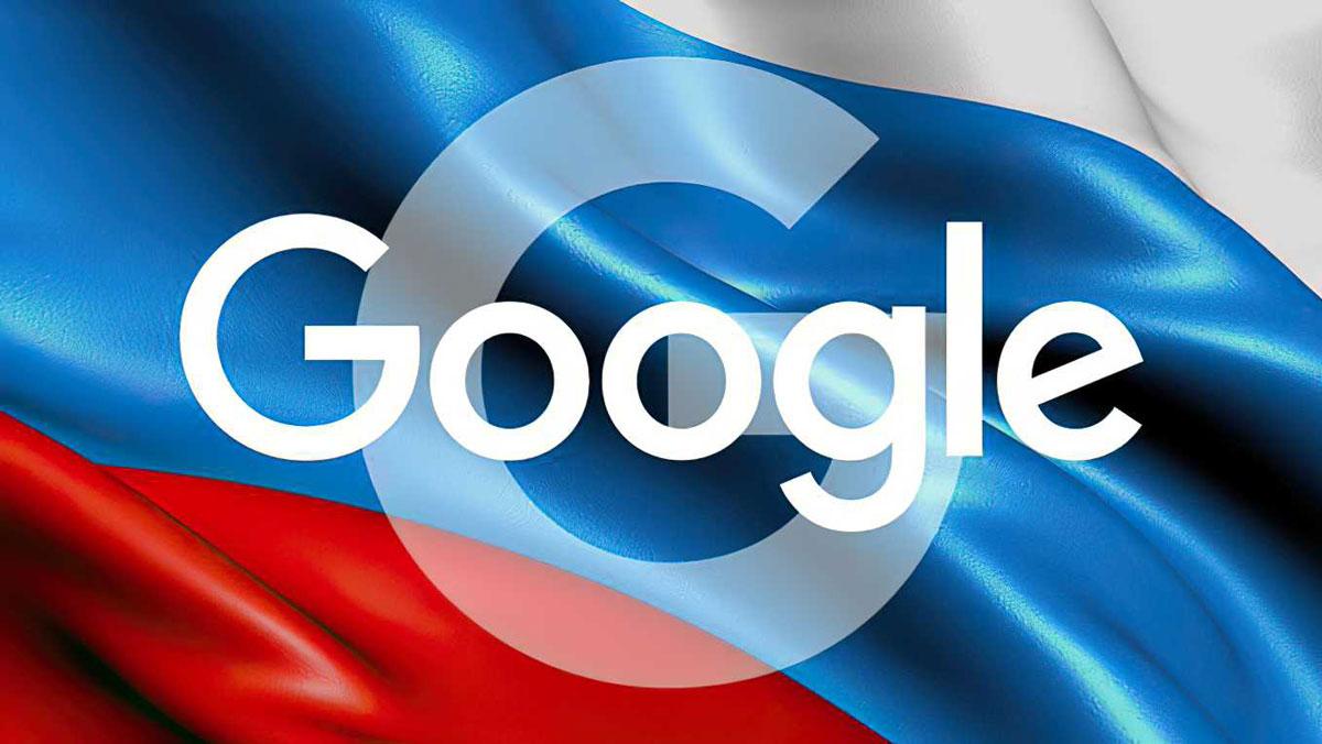 El Kremlin amenaza con prohibir Google y YouTube en Rusia