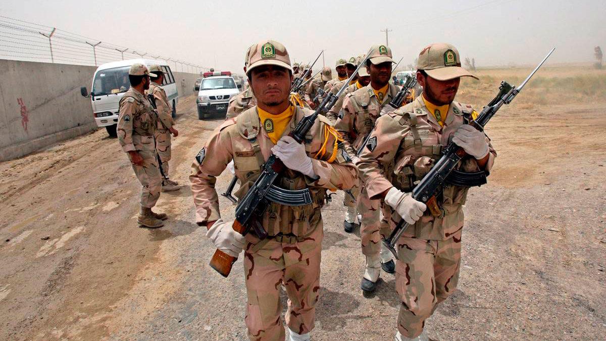 Irán despliega fuerzas militares en su frontera con Azerbaiyán