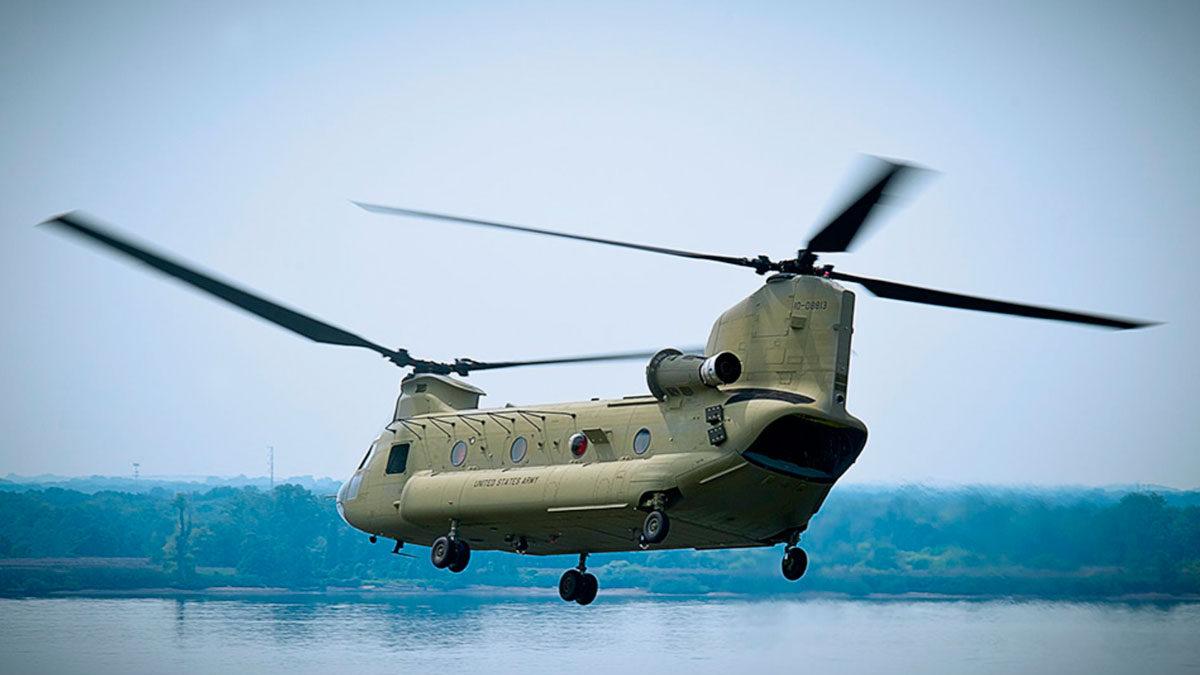 EE.UU. ayudará a Arabia Saudita a mantener su flota de helicópteros militares