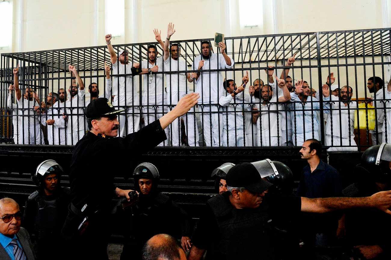 """Human Rights Watch pide sanciones a Egipto por las """"ejecuciones extrajudiciales"""""""