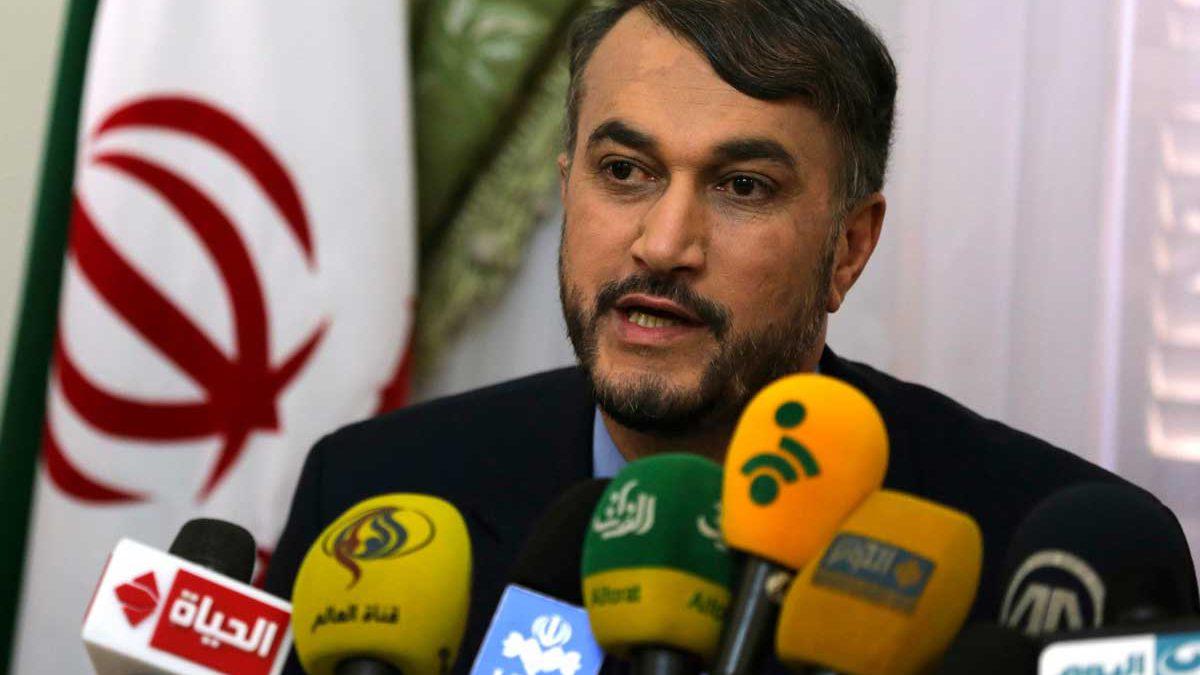 El nuevo canciller de Irán visitará Nueva York para asistir a la Asamblea General de la ONU