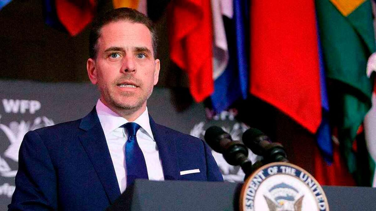 """Hunter Biden exigió $2 millones más """"tasas de éxito"""" para descongelar los activos libios"""