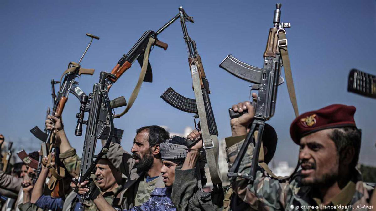 Los hutíes avanzan hacia los campos de petróleo y gas de Yemen