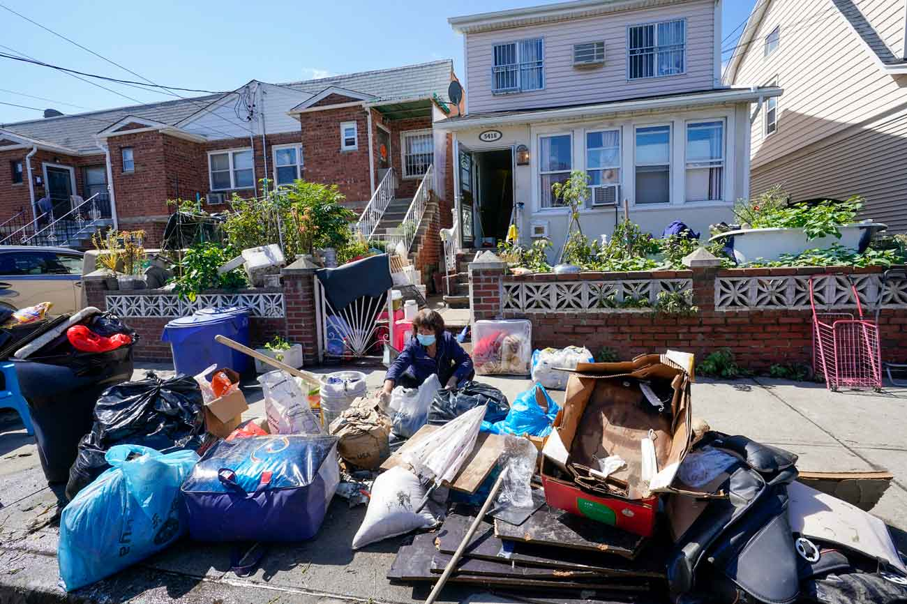 Huracán Ida: El número de muertes asciende a 40 tras inundación histórica