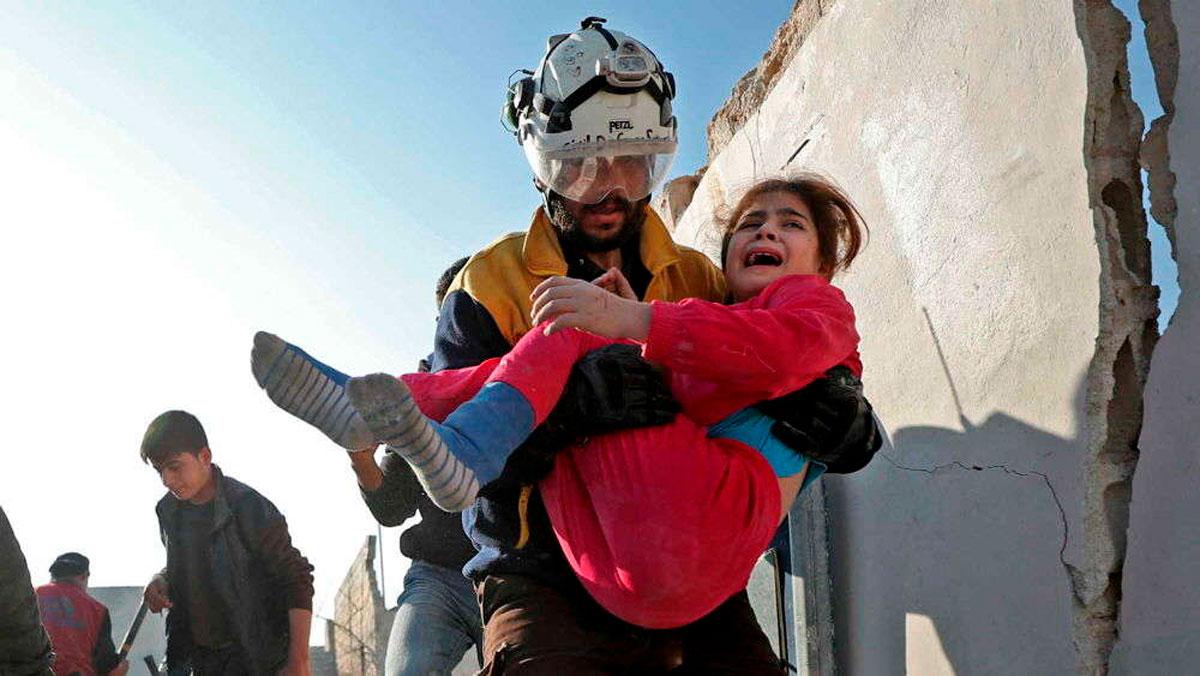 La ONU estima más de 350 mil muertos en la guerra de Siria