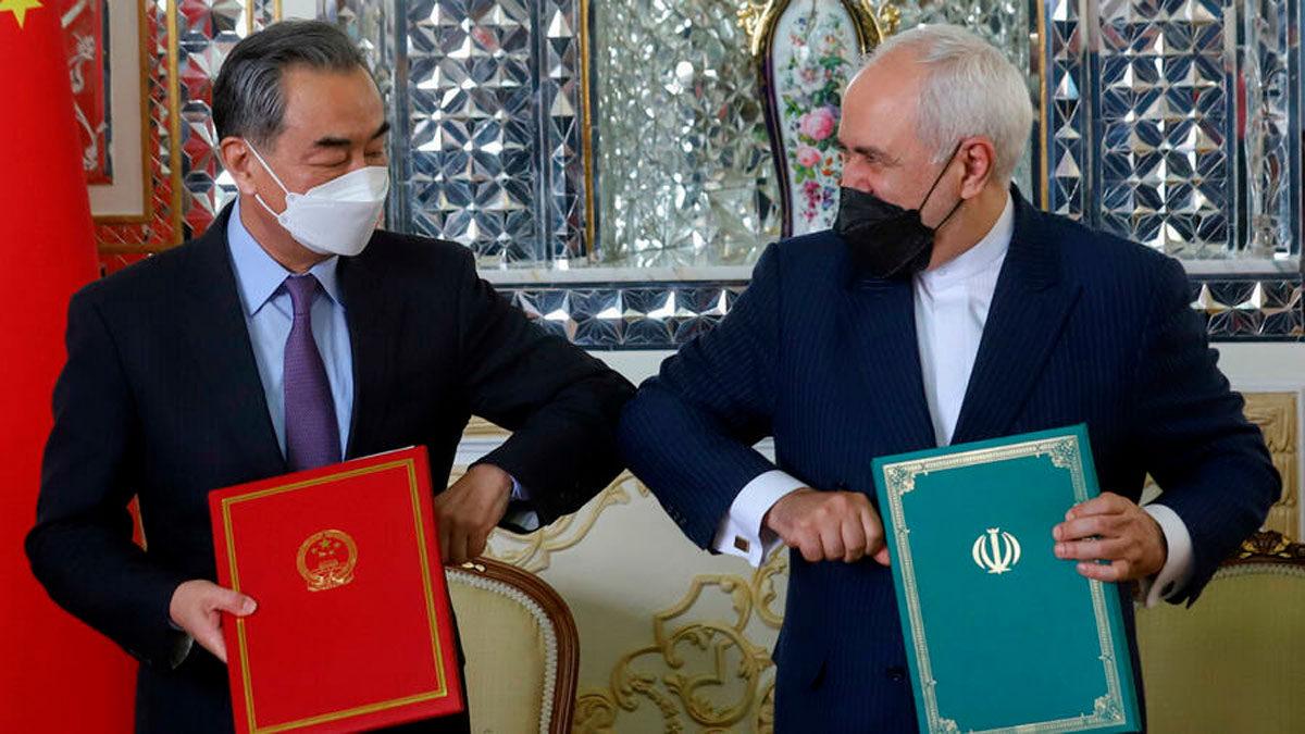 Estados Unidos, China e Irán: entre la espada y la pared