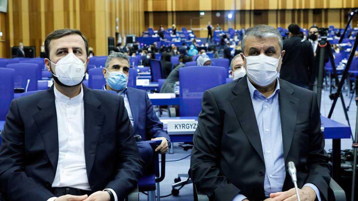 La conferencia anual del OIEA pone a Irán bajo escrutinio