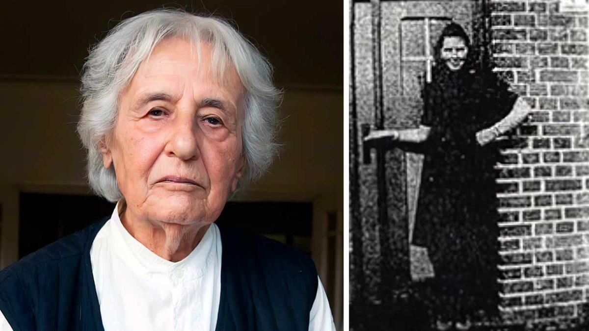 Ex secretaria del campo de exterminio nazi es liberada