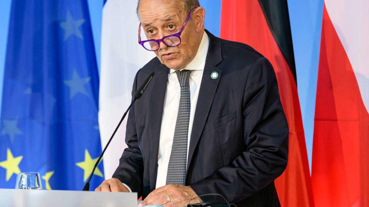 Francia retira a sus embajadores de EE.UU. y Australia por su enfado con el subacuerdo nuclear