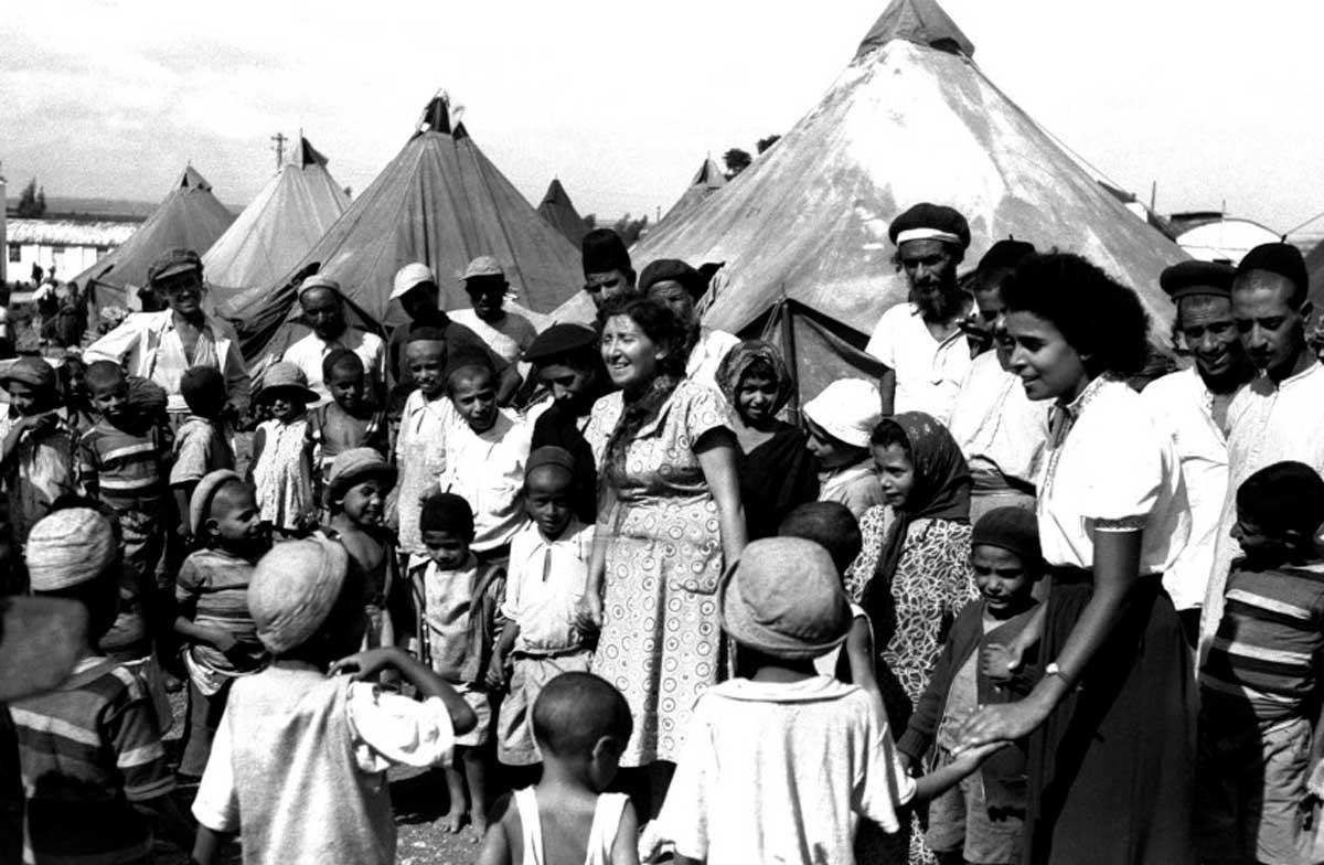 Cómo los judíos que huyeron de los países árabes en 1948 construyeron nuevas vidas en Israel
