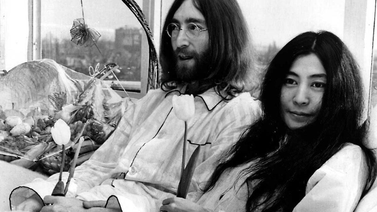 Una cinta inédita de Lennon se vende por casi $60.000 en una subasta danesa