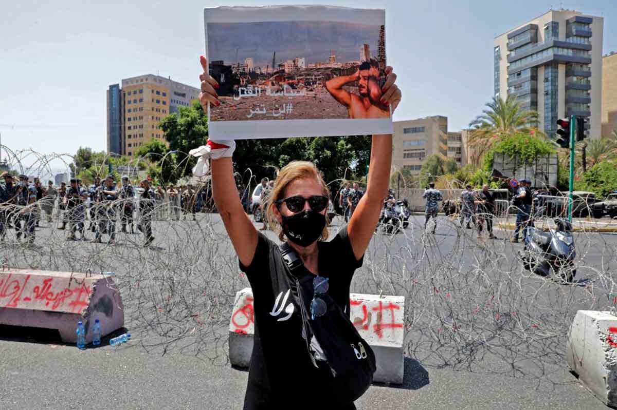 Líbano logra formar un nuevo gobierno tras un año de crisis política