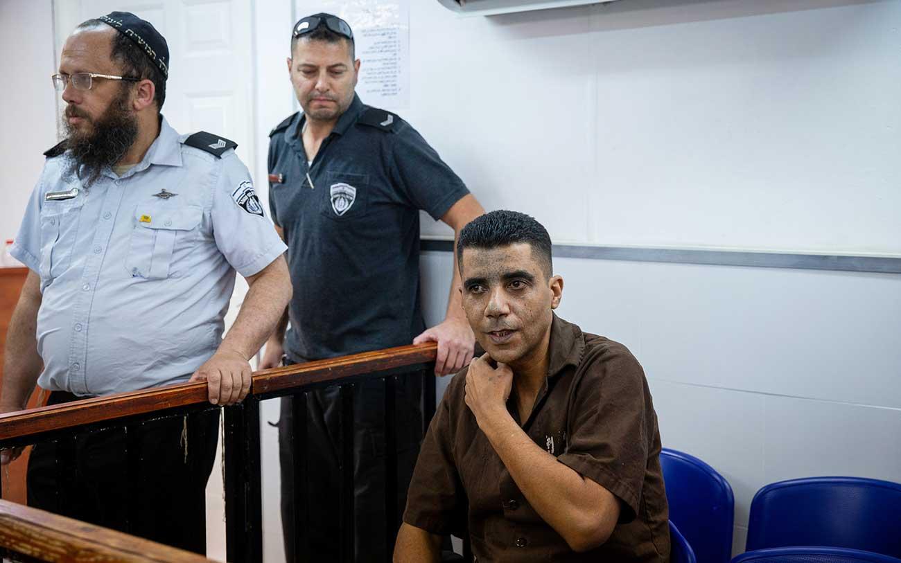 Los fugitivos de la prisión de Gilboa son terroristas con múltiples delitos