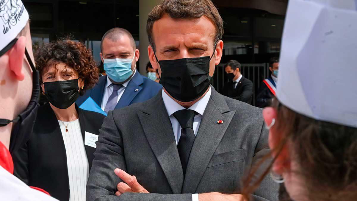 Francia cancela gala en Washington: furiosa por el nuevo acuerdo de defensa de Biden