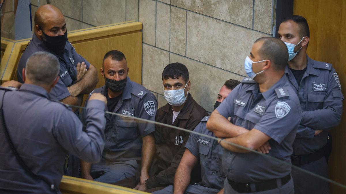 Cinco presos serán acusados de ayudar a la fuga de la prisión de Gilboa
