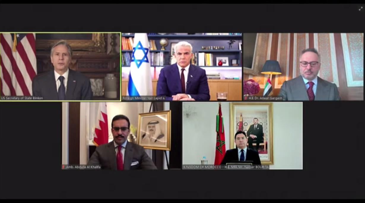 Estados Unidos insta a más países árabes a normalizar los lazos con Israel