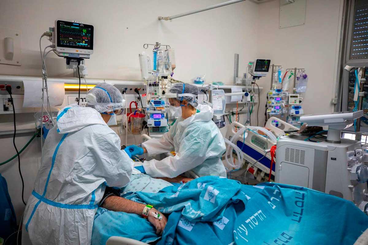 Tres hermanas israelíes mueren por COVID en una semana