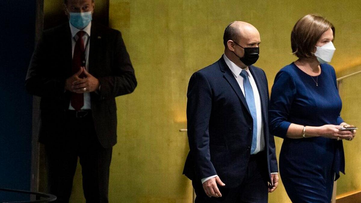 """Irán rechaza el discurso de Bennett en la ONU por estar """"lleno de mentiras"""""""