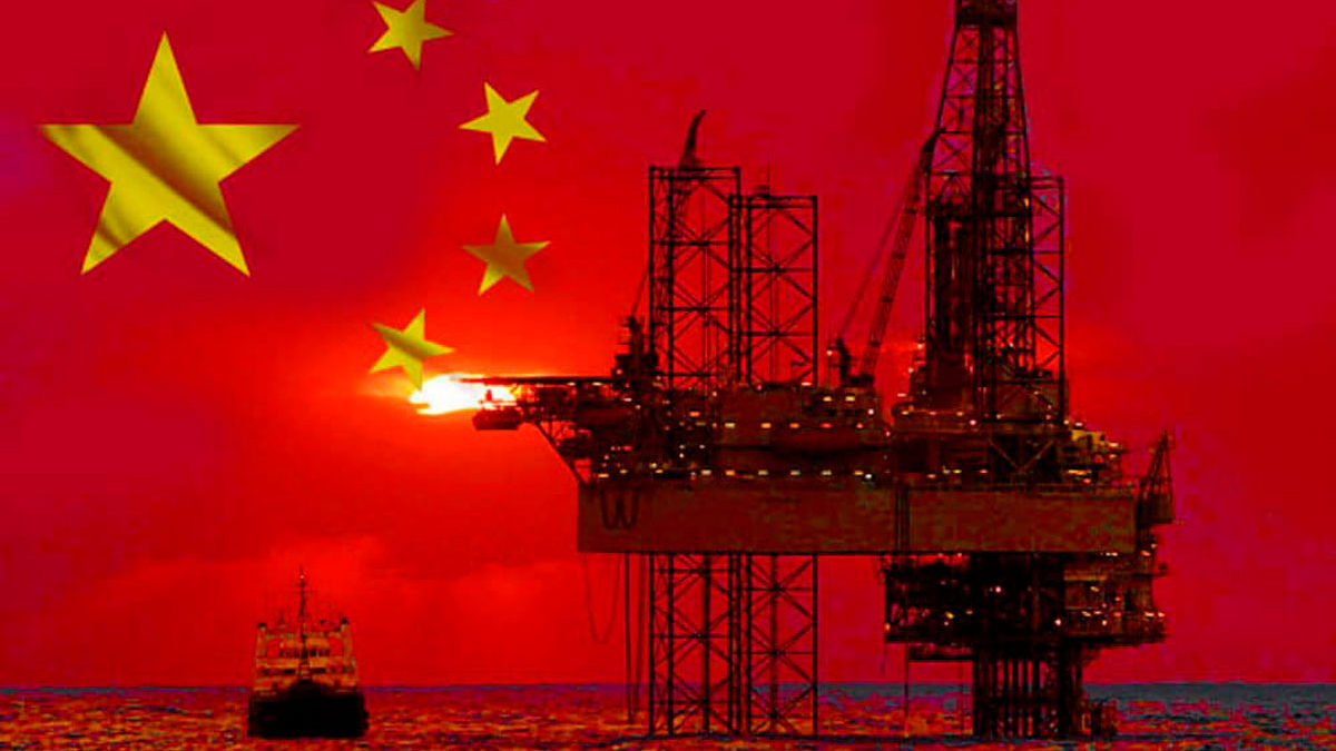 La venta de petróleo de China es un claro mensaje para la OPEP+