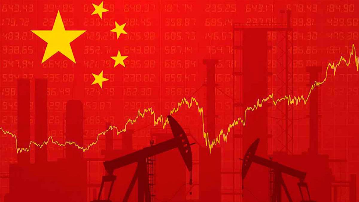 El precio del petróleo se dispara mientras Pekín ordena a los proveedores de energía que se abastezcan para el invierno
