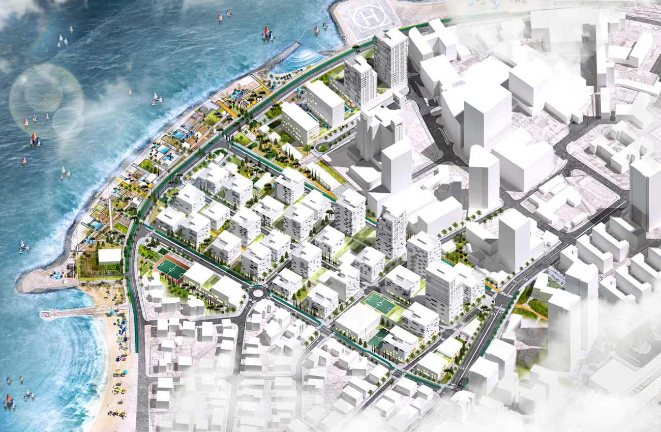 El Ministerio de Defensa reubicará las bases de las FDI y construirá miles de viviendas