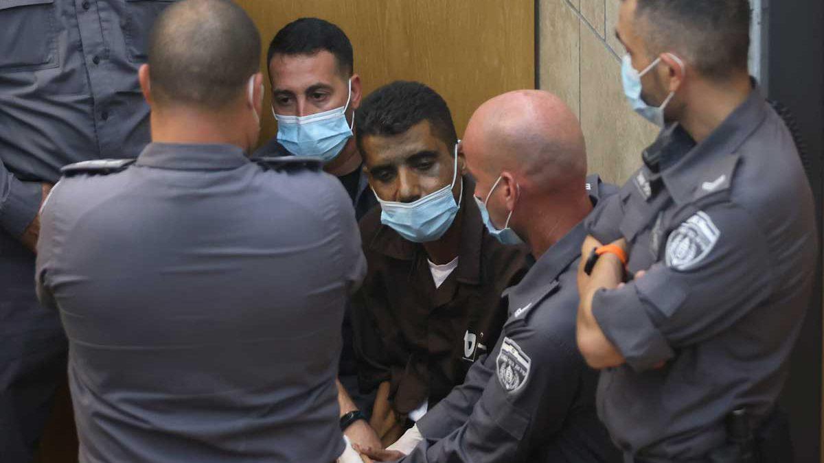 Presos recapturados expresan su sorpresa por lo fácil que fue escapar de la cárcel de Gilboa