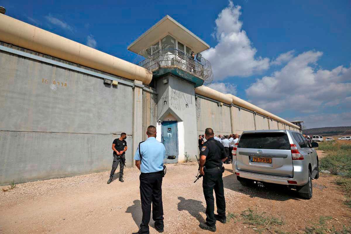 Fuga de la cárcel de Gilboa: La policía interroga al director de la prisión de máxima seguridad