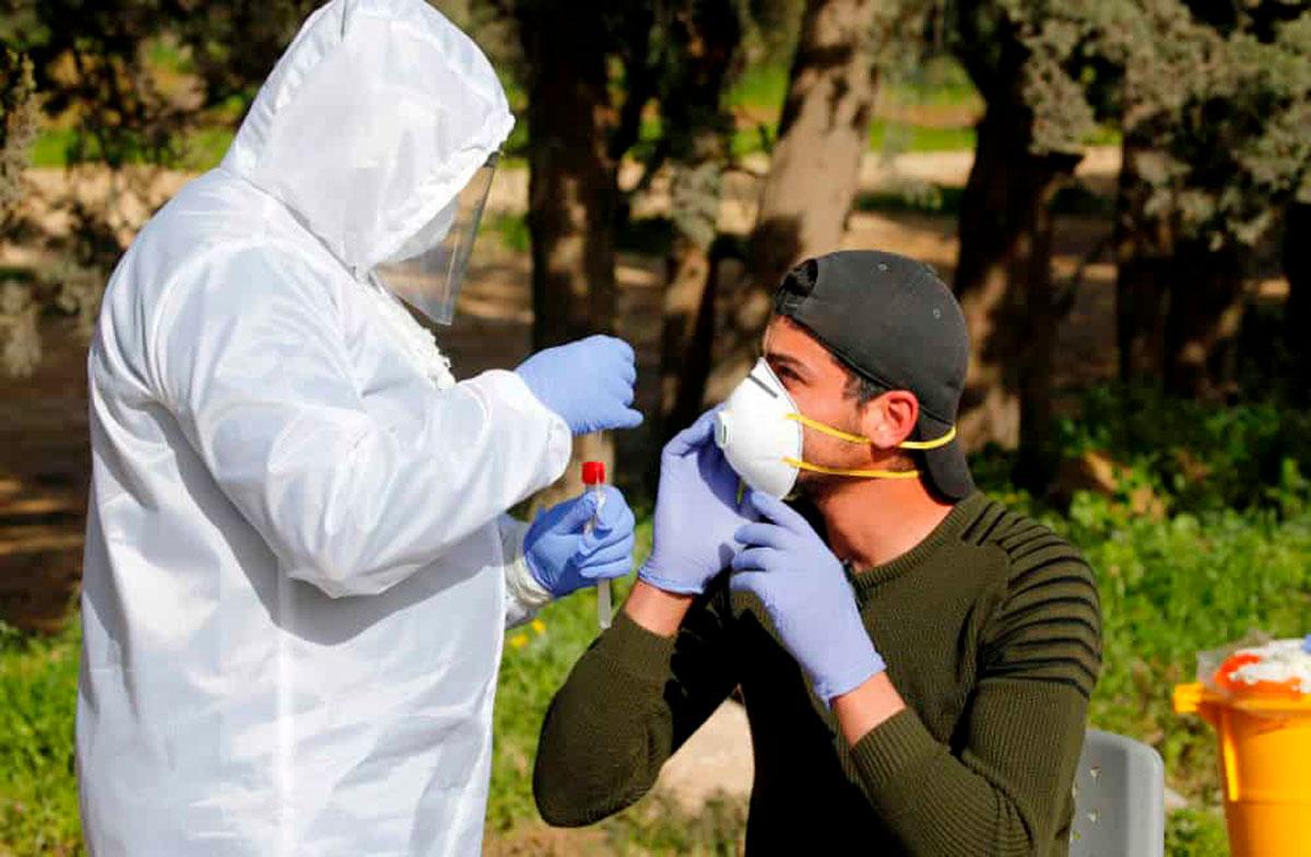 Covid-19 en Israel: Casi 7.700 nuevos casos registrados a medida que aumenta la morbilidad