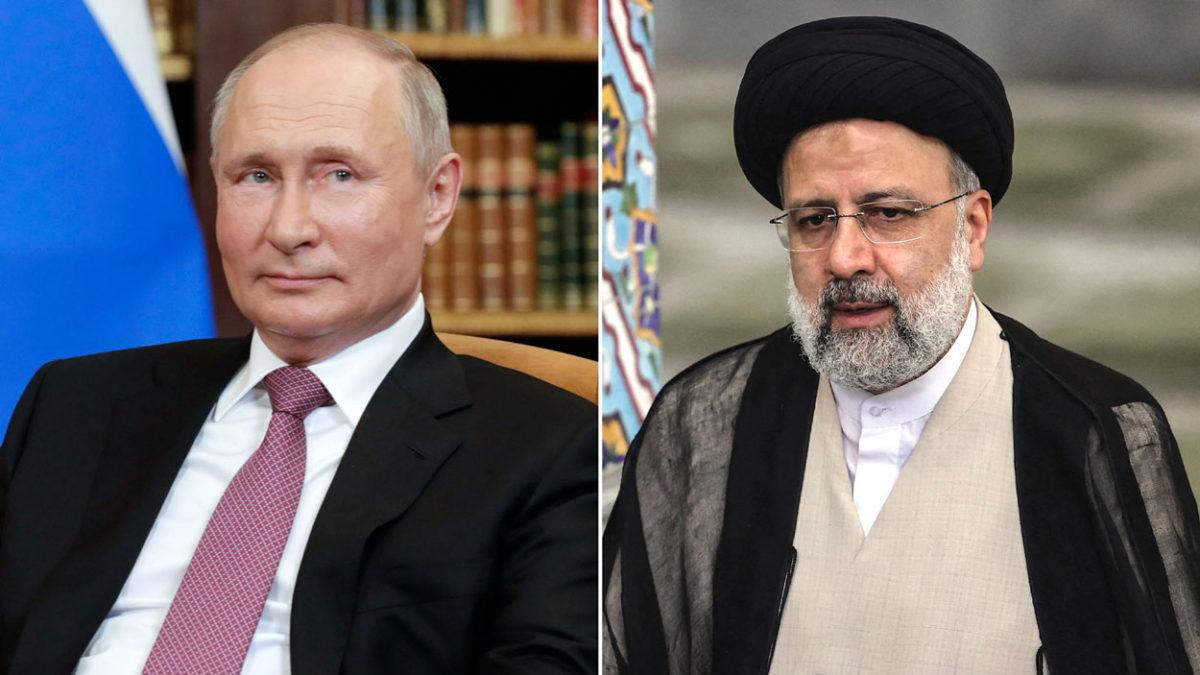 Raisi y Putin se reunirán para discutir el reconocimiento de los talibanes en Afganistán