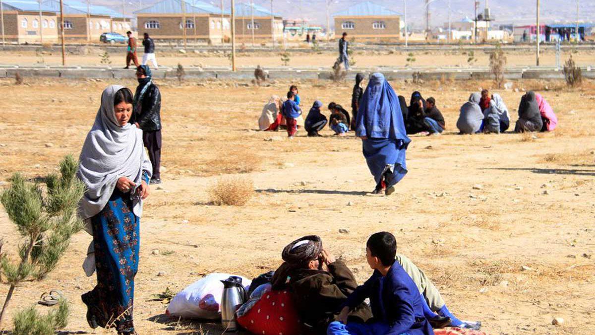 Los aliados de Rusia en Asia Central se niegan a acoger refugiados afganos