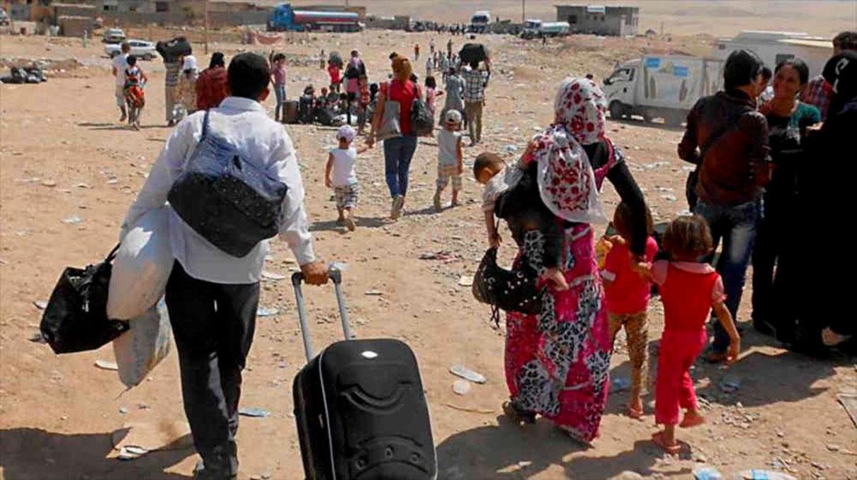 Amnistía Internacional dice que los refugiados sirios son torturados a su regreso