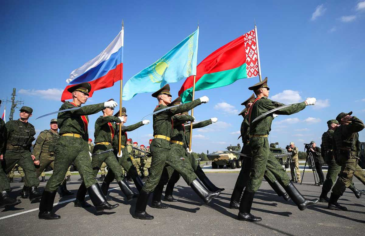 """Rusia y Bielorrusia inician los ejercicios militares estratégicos """"Zapad-2021"""""""