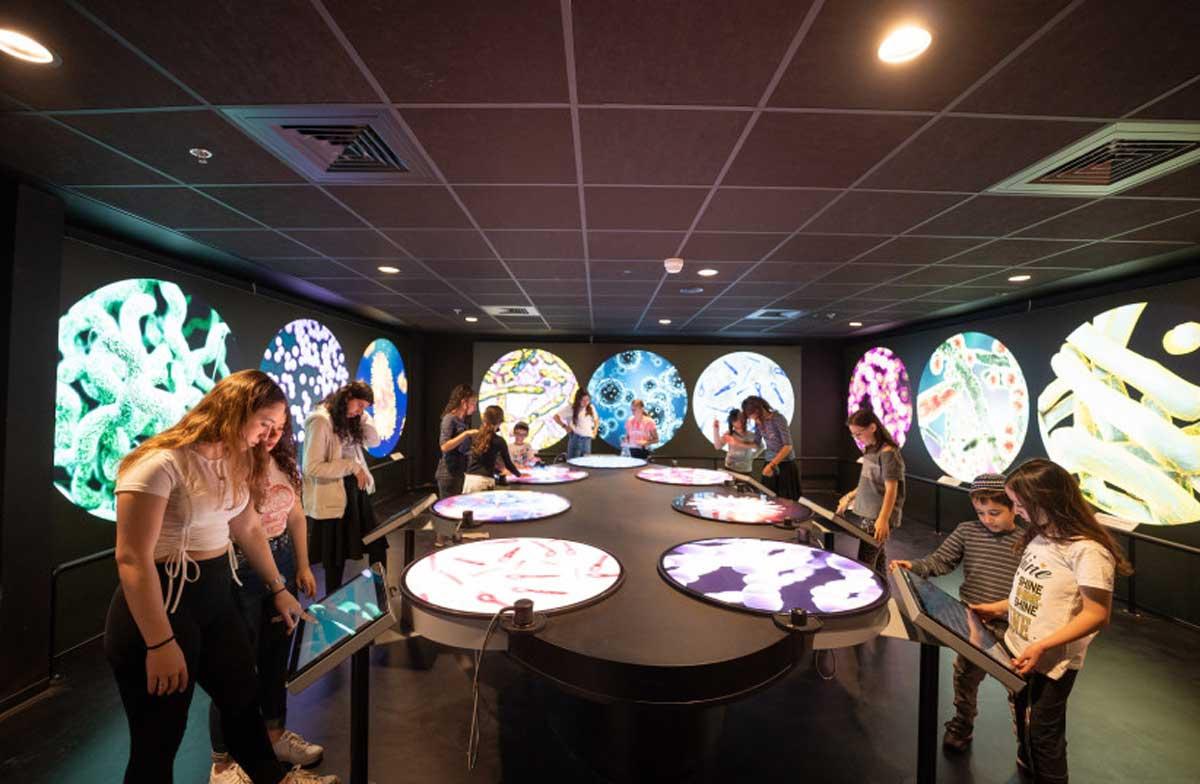 El primer museo de medicina y ciencia de Israel abre sus puertas