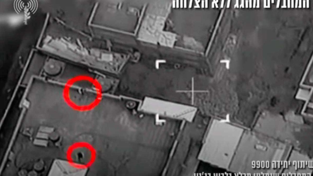 Vídeo: Así capturó Israel a los dos terroristas fugados restantes