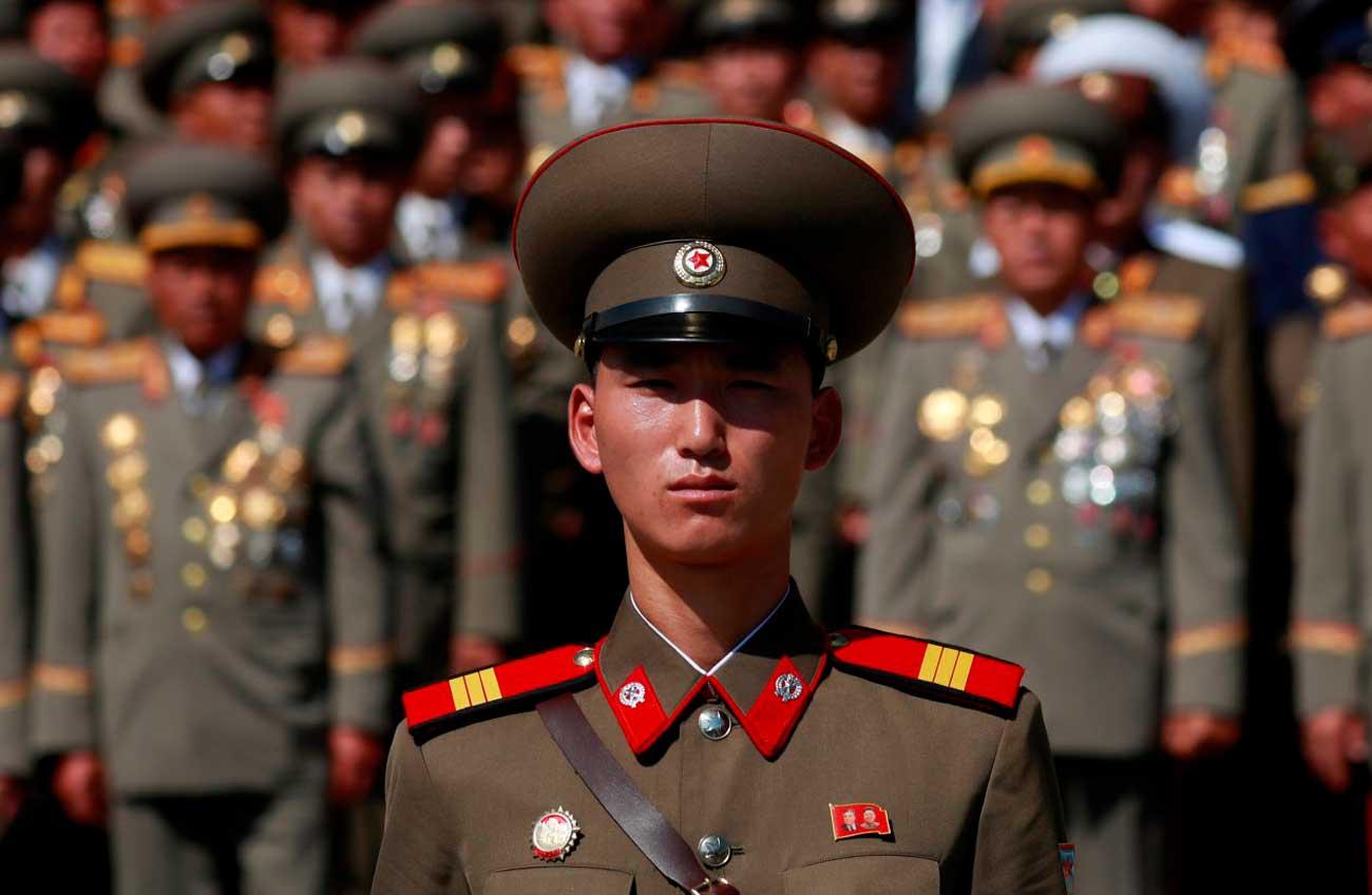 45 soldados de Corea del Norte murieron a causa del COVID – Informe