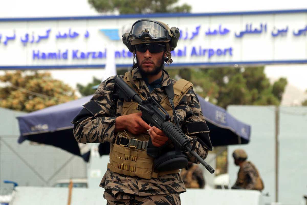 Los talibanes ayudaron en secreto a EE.UU. a evacuar a estadounidenses – Informe
