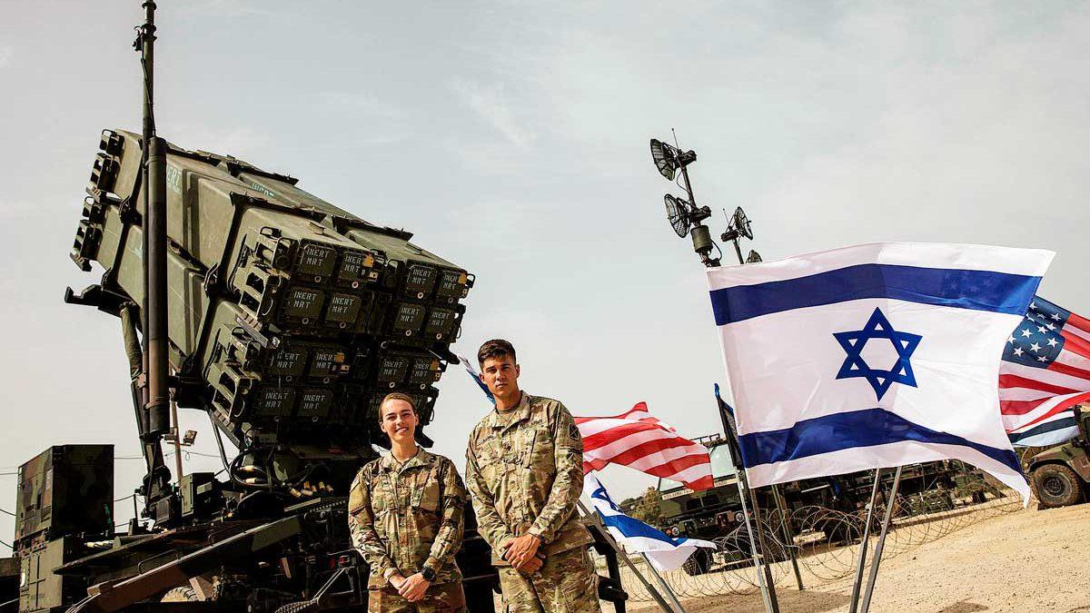 """Legisladores bipartidistas presentan la """"Ley de Cooperación Tecnológica Militar EEUU-Israel"""""""