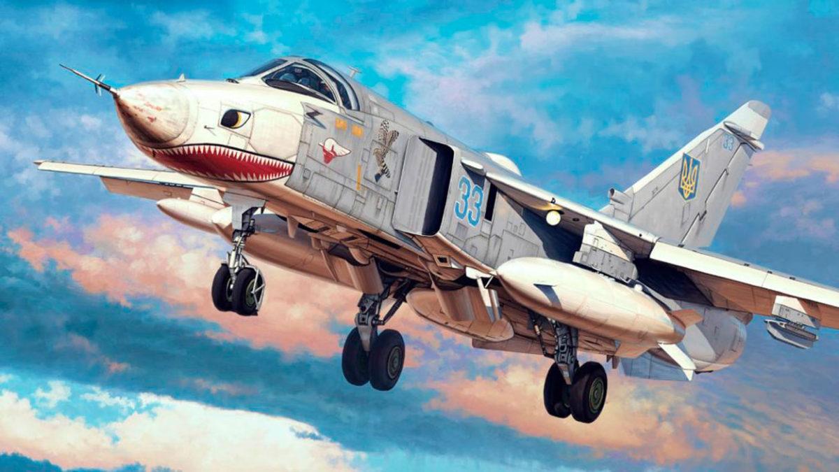 Aviones de guerra rusos ingresan en la zona de ejercicios militares de Ucrania