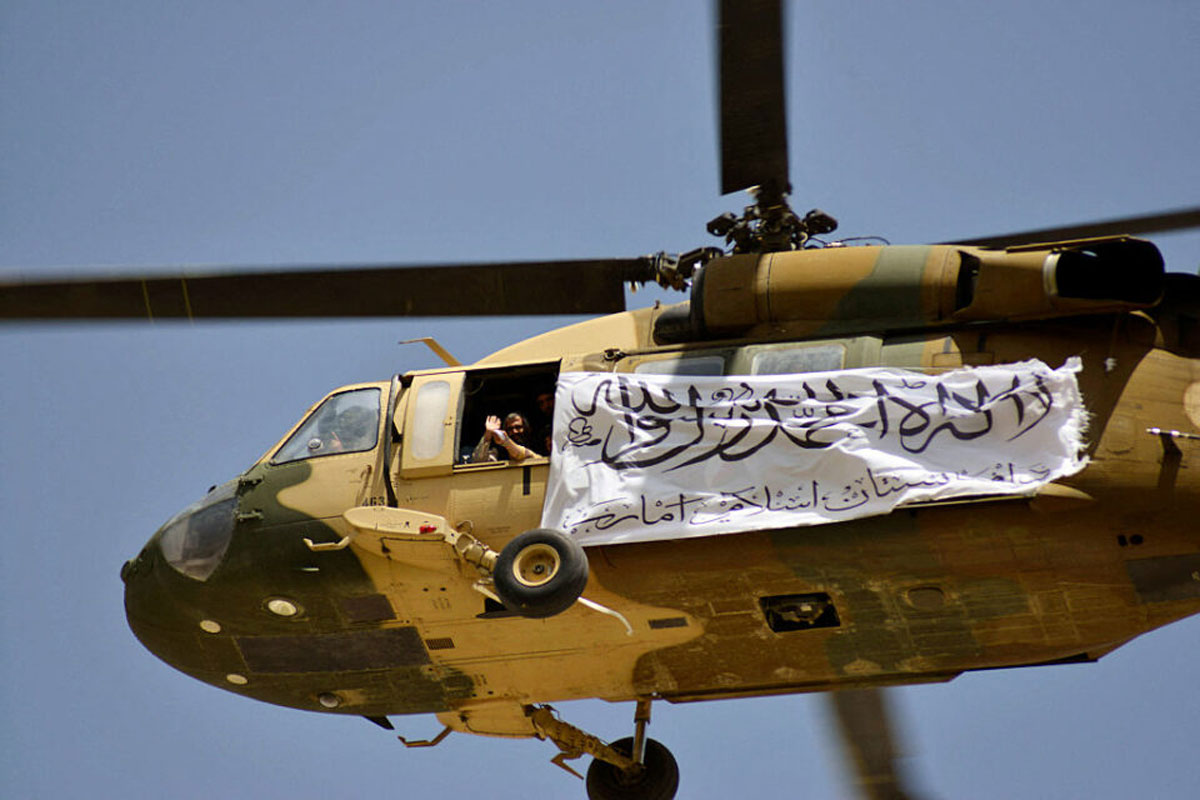 Los islamistas radicales aprovecharán la caída de Estados Unidos en Afganistán