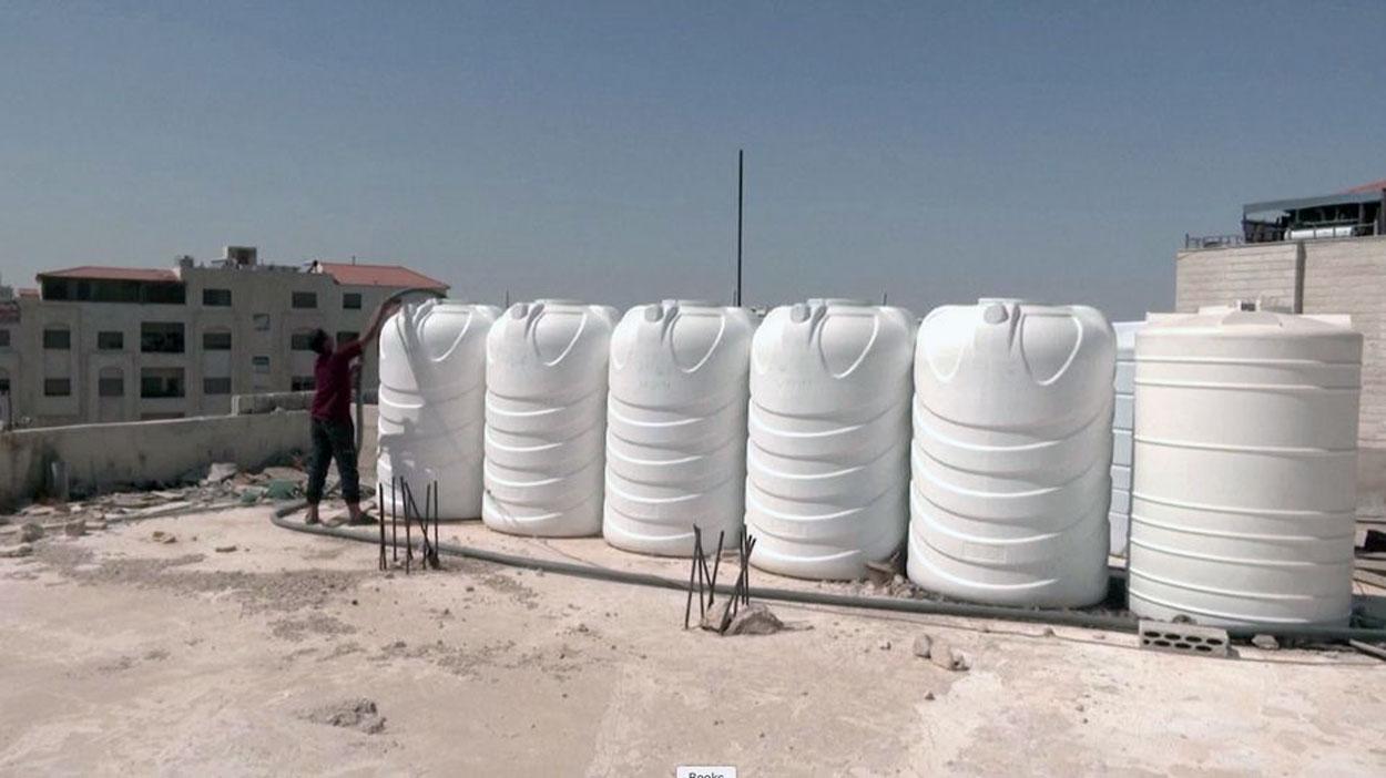 La crisis del agua en Jordania se agrava con el cambio climático y el aumento de la población