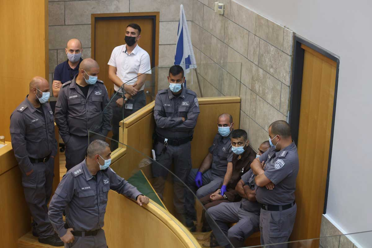 """Bennett sobre la fuga de la prisión de Gilboa: Es una """"llamada de atención"""""""