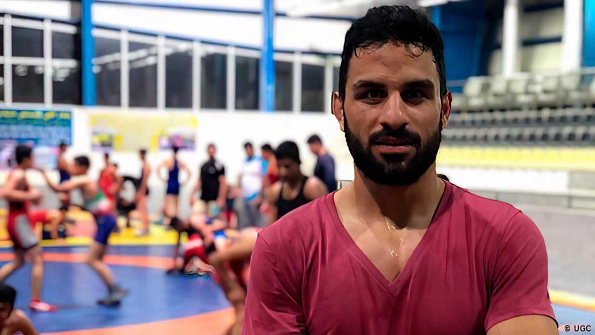 Testigo iraní de la tortura del luchador Navid Afkari hallado muerto
