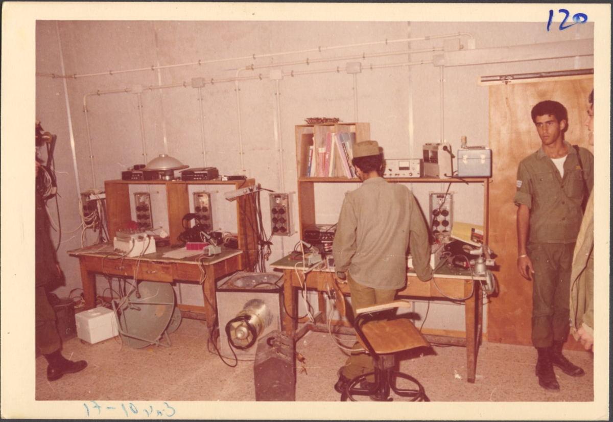 Imágenes de la guerra de Yom Kippur desclasificadas 48 años después