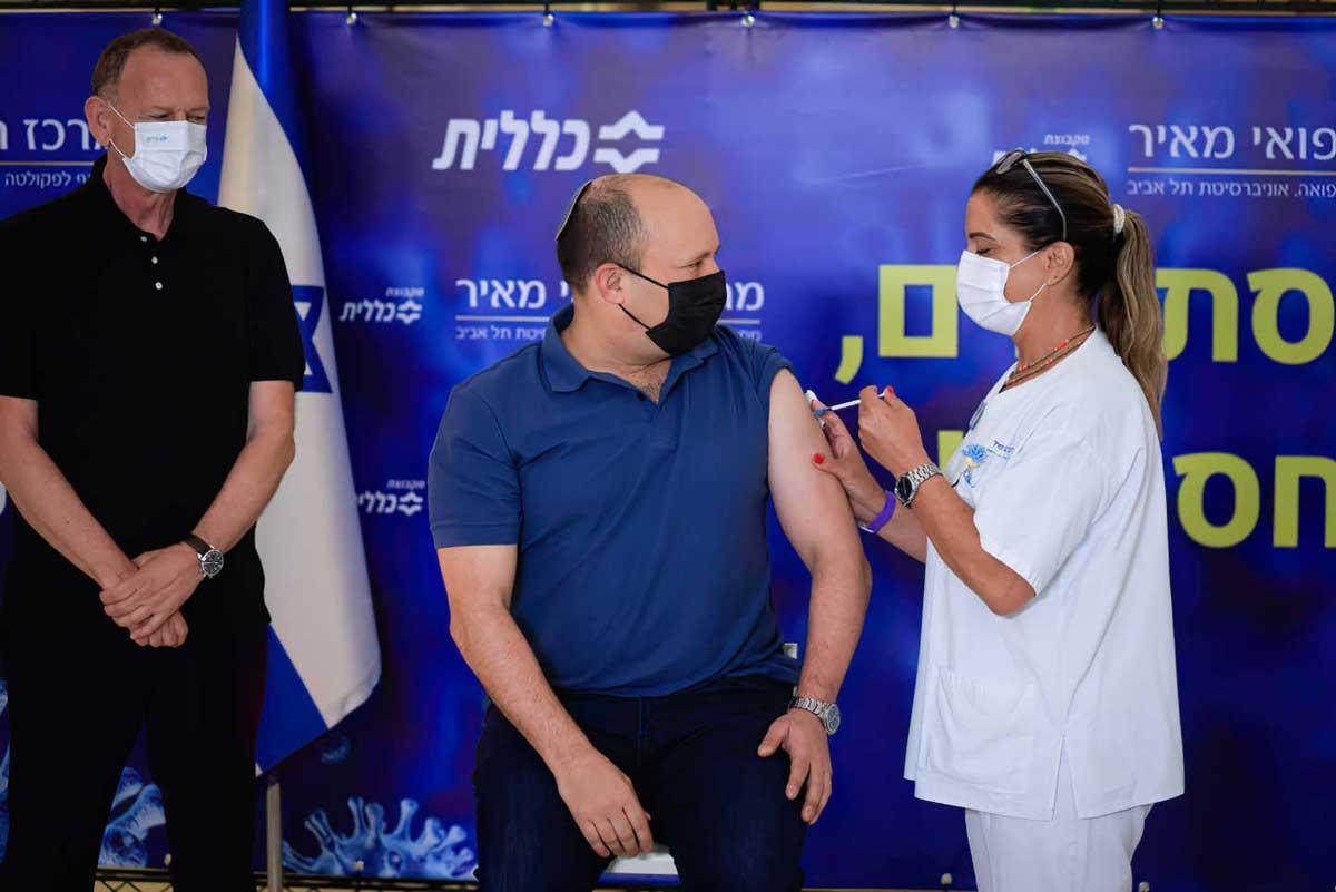 Más de 3 millones de israelíes han recibido la tercera dosis de la vacuna contra el COVID