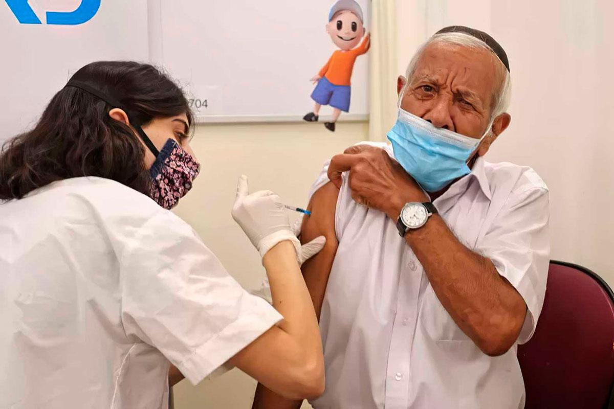 El 91% de los israelíes mayores de 50 años están vacunados contra el COVID
